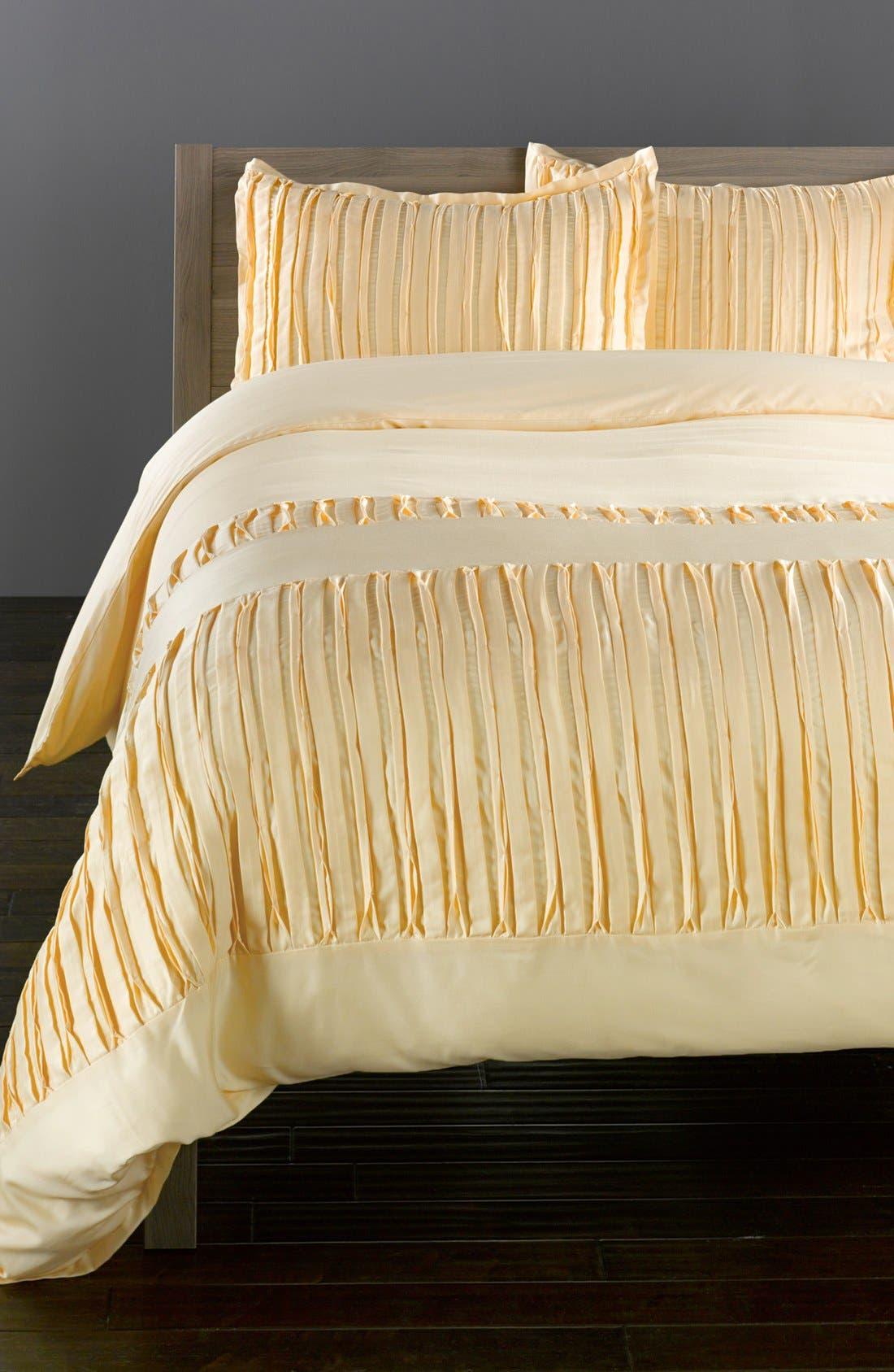Alternate Image 1 Selected - Blissliving Home 'Layla' Duvet Set (Online Only)