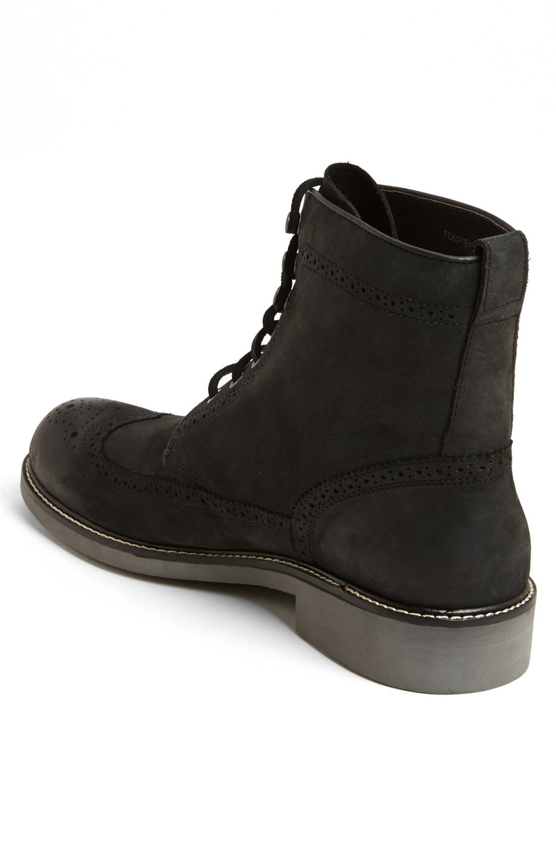 Alternate Image 2  - John Varvatos Star USA 'Strummer' Longwing Boot