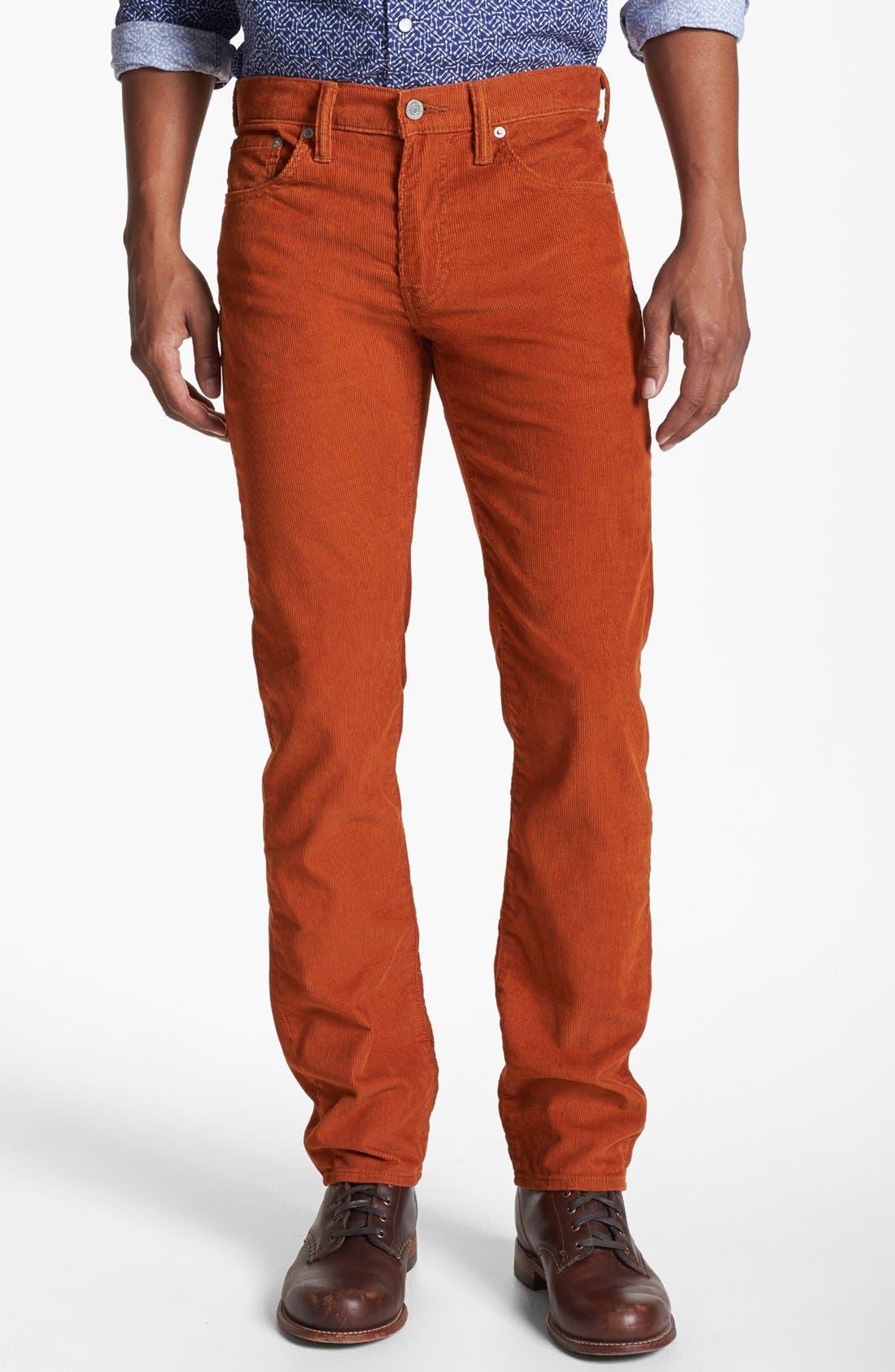 Main Image - Levi's® '511™' Skinny Leg Corduroy Pants