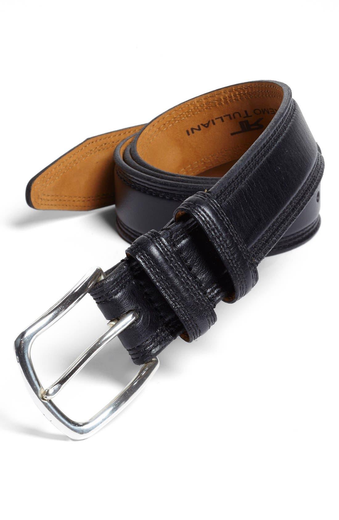 Alternate Image 1 Selected - Remo Tulliani 'Chestnut' Belt