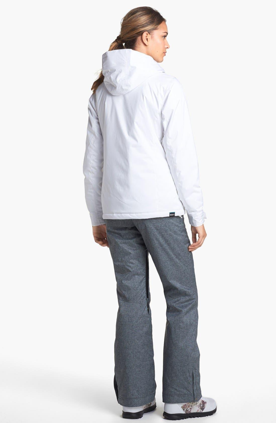 Alternate Image 4  - Roxy 'Nadia' Snow Pants