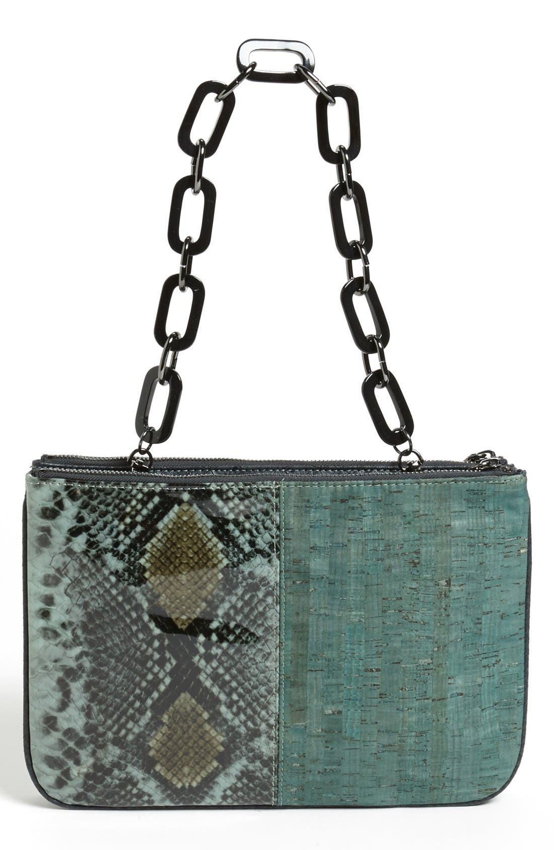 Alternate Image 3  - French Connection 'VIP Party' Chain Clutch