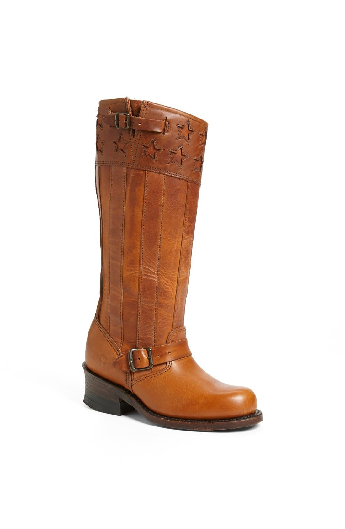 Alternate Image 1 Selected - Frye Americana Engineer Boot (Limited Edition)