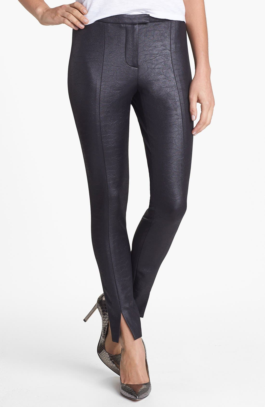 Alternate Image 1 Selected - Vince Camuto Crease Front Trousers