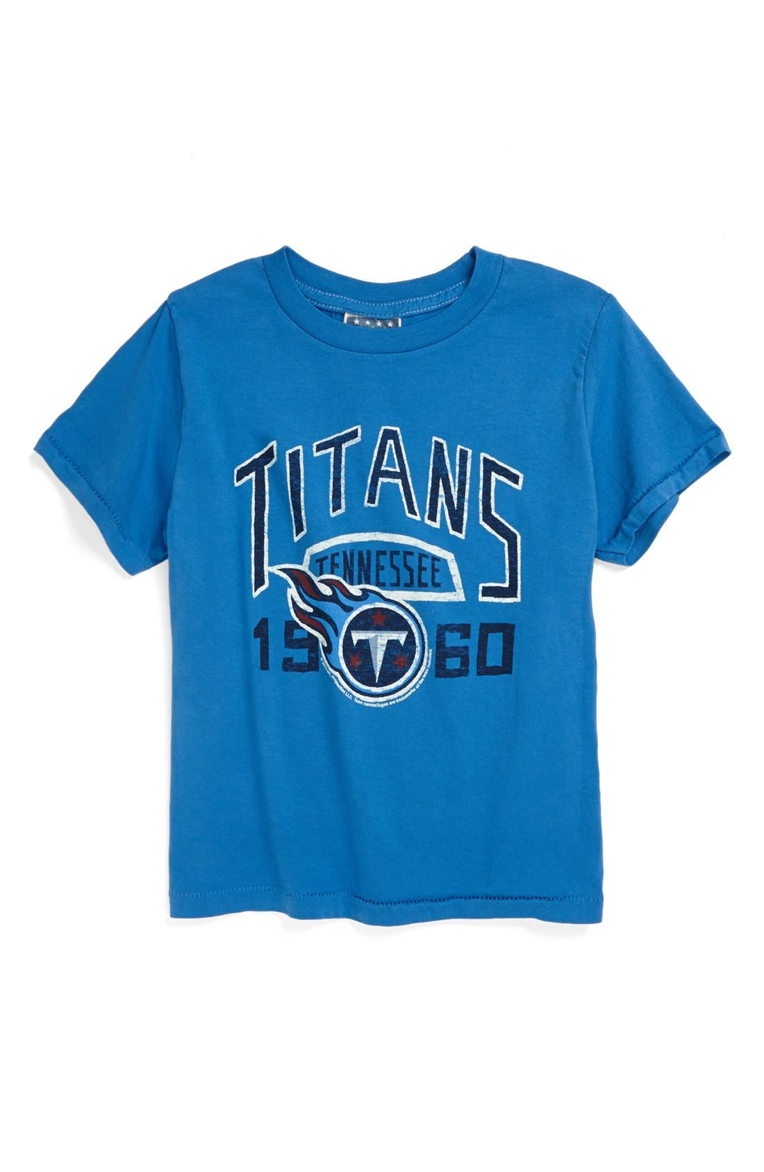 Alternate Image 1 Selected - Junk Food 'Tennessee Titans' T-Shirt (Toddler Boys)