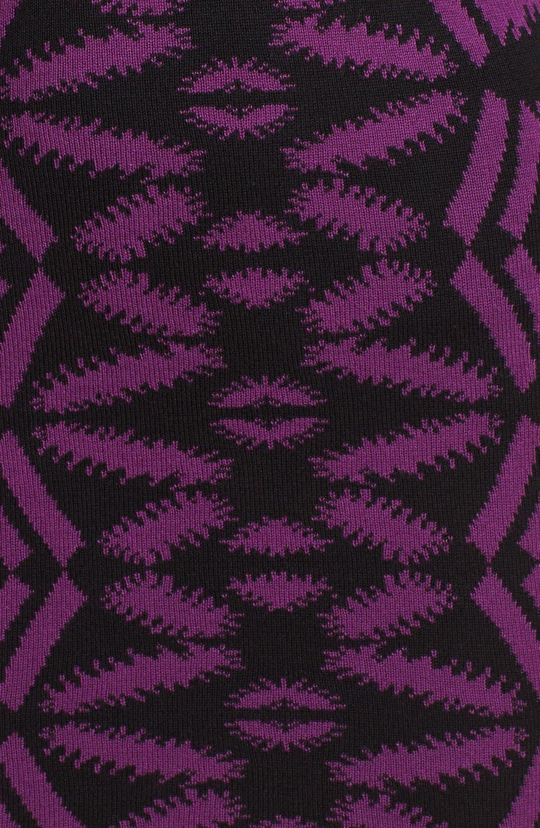 Alternate Image 3  - Presley Skye Body-Con Sweater Dress