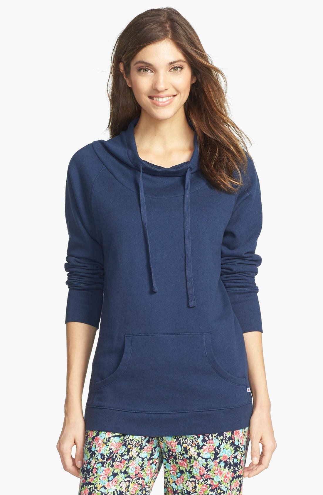 Main Image - Jane & Bleecker New York French Terry Sweatshirt