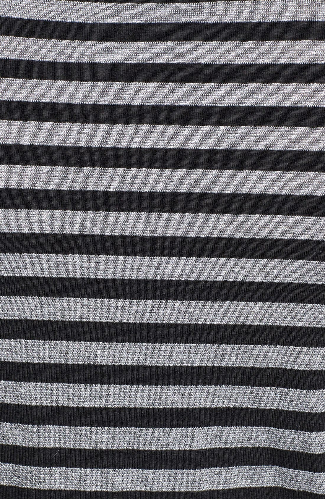 Alternate Image 3  - Splendid Stripe Metallic Pullover