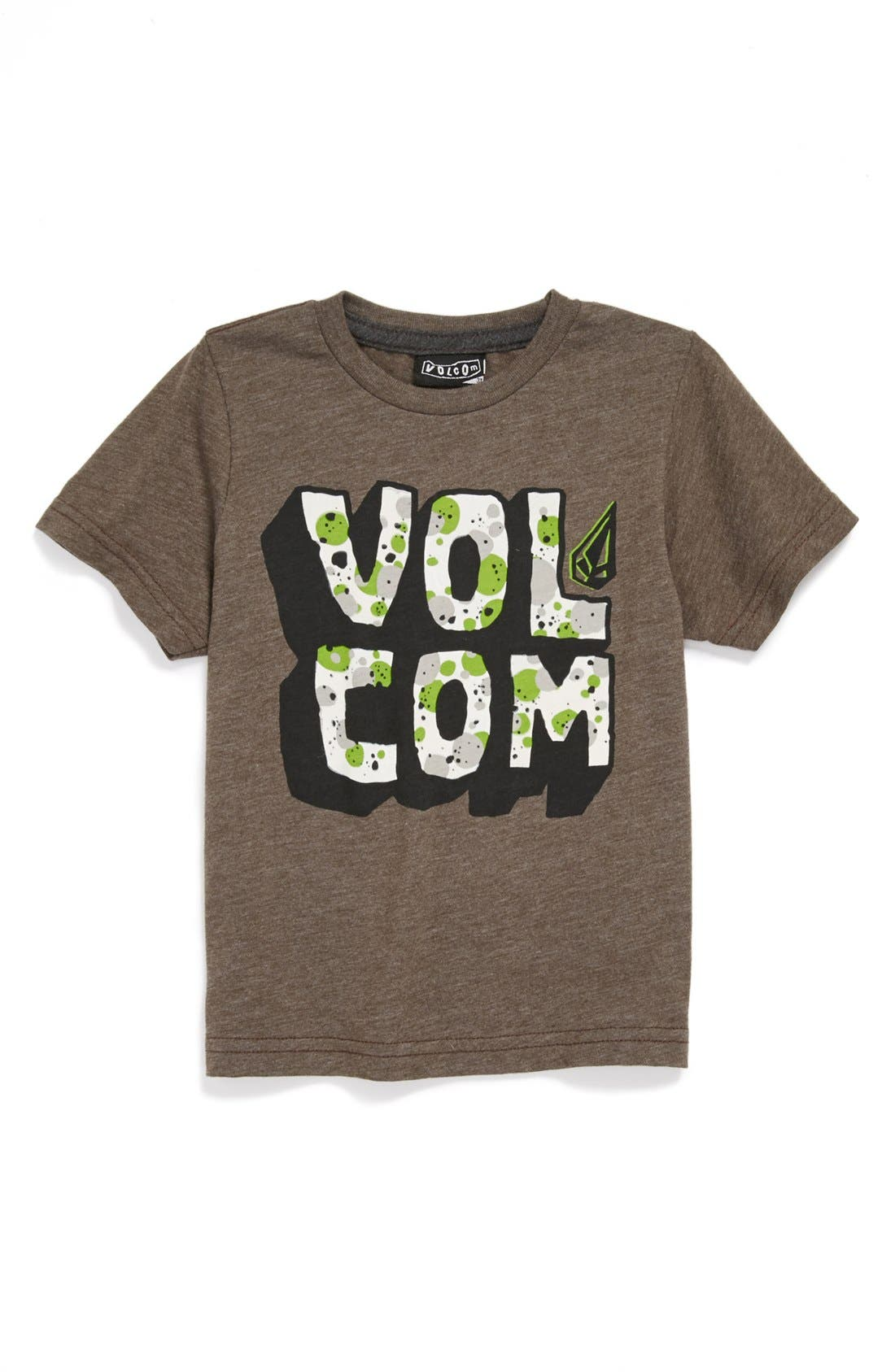 Alternate Image 1 Selected - Volcom 'Sieben' T-Shirt (Toddler)