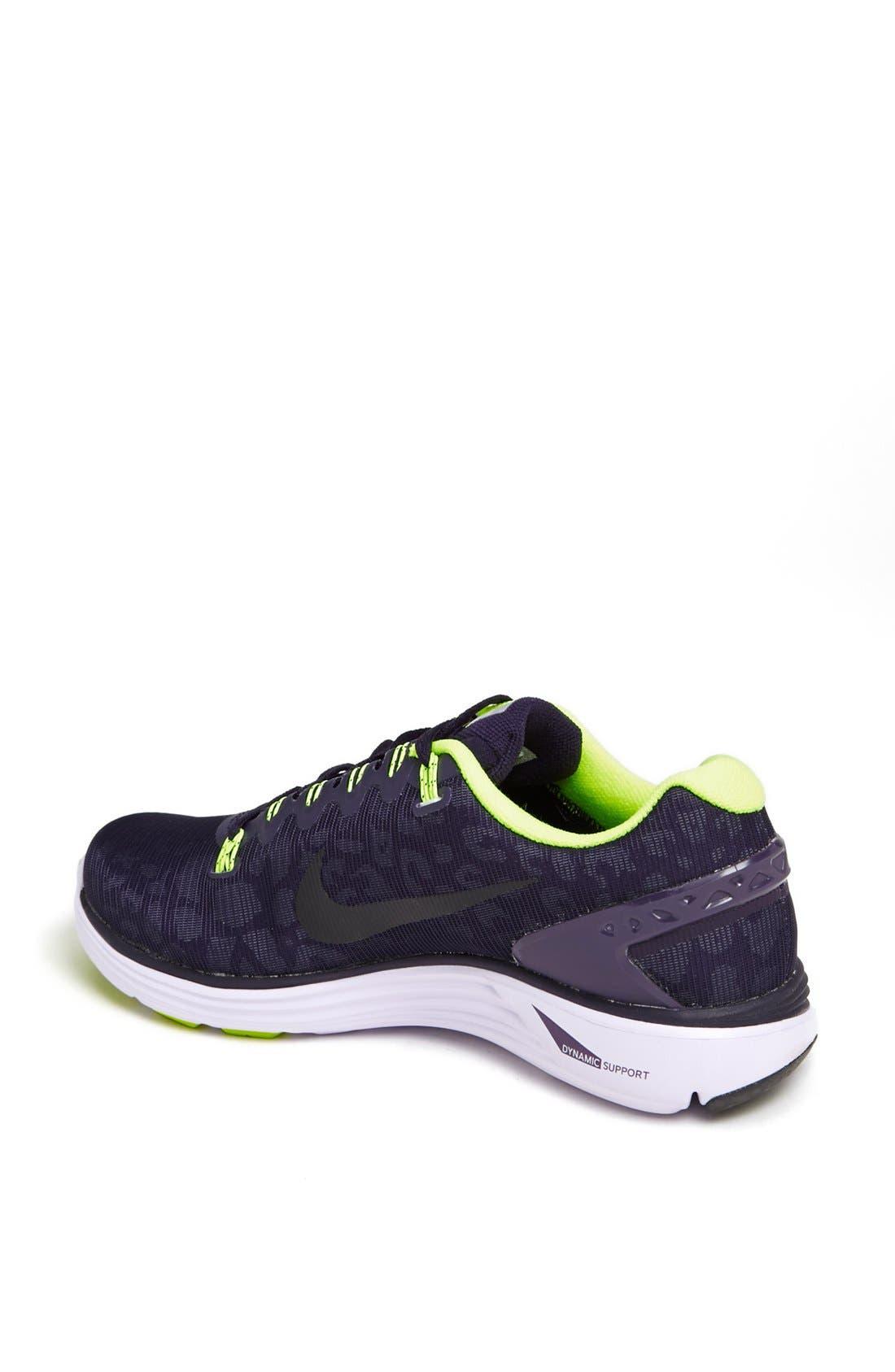 Alternate Image 2  - Nike 'LunarGlide+ 5 Shield' Water Resistant Running Shoe