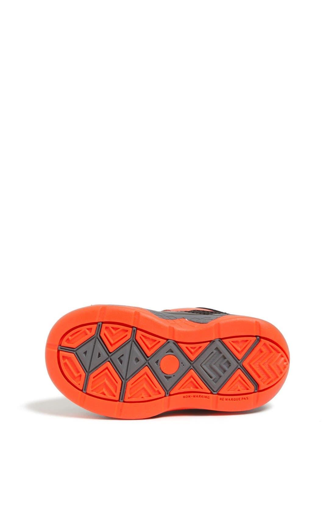 Alternate Image 2  - Nike 'LeBron Soldier 7' Basketball Shoe (Baby, Walker & Toddler)