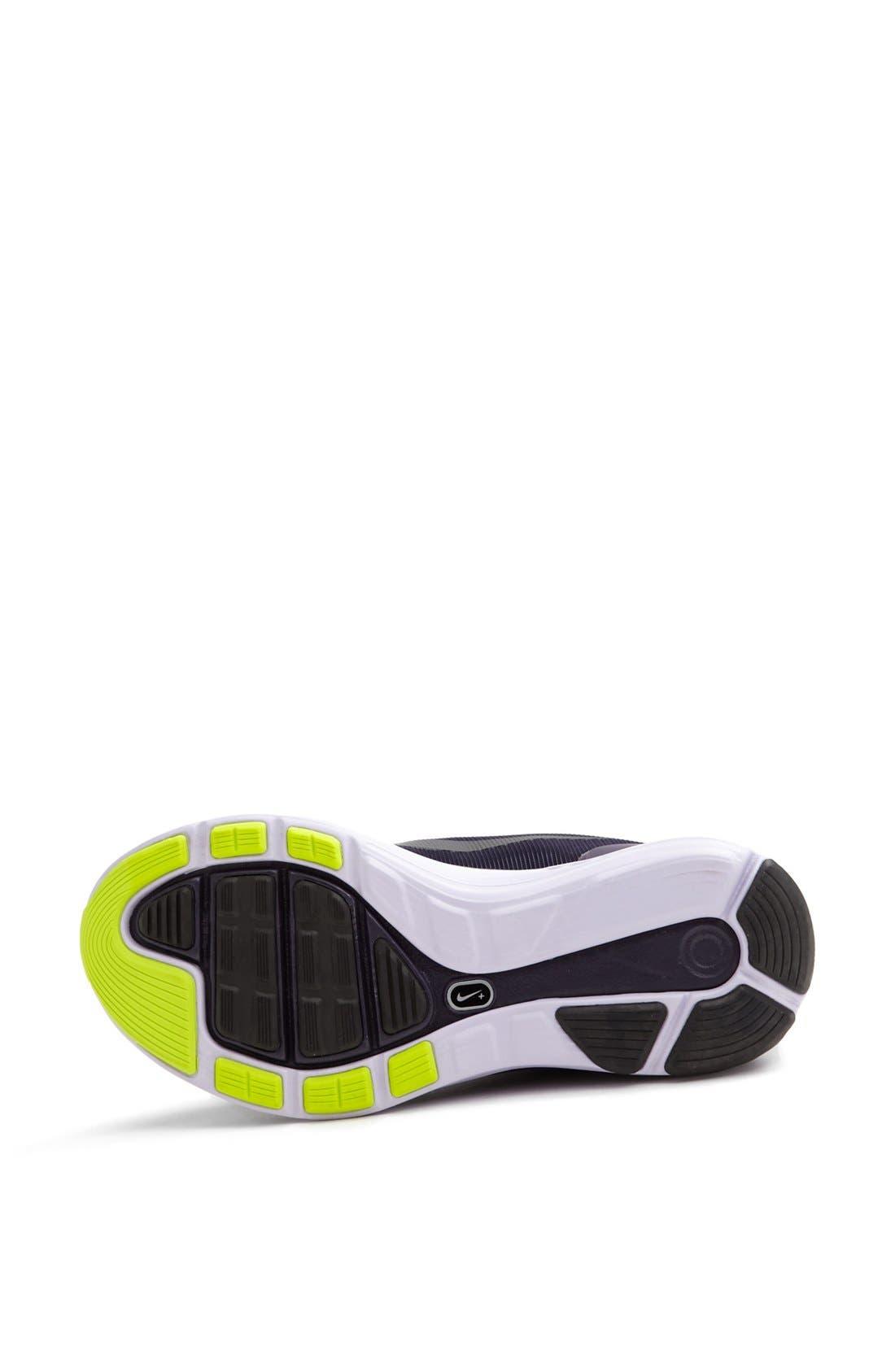Alternate Image 4  - Nike 'LunarGlide+ 5 Shield' Water Resistant Running Shoe