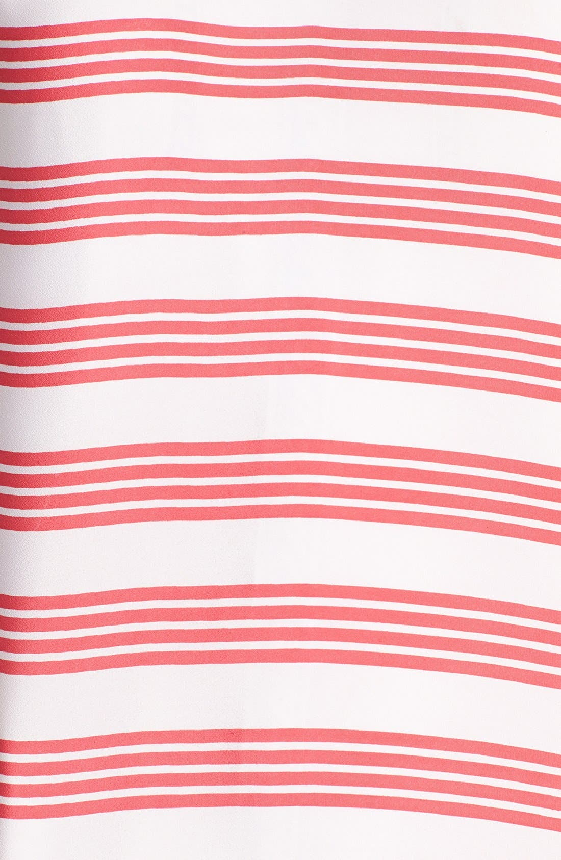Alternate Image 3  - Halogen® Stripe Front Sweatshirt