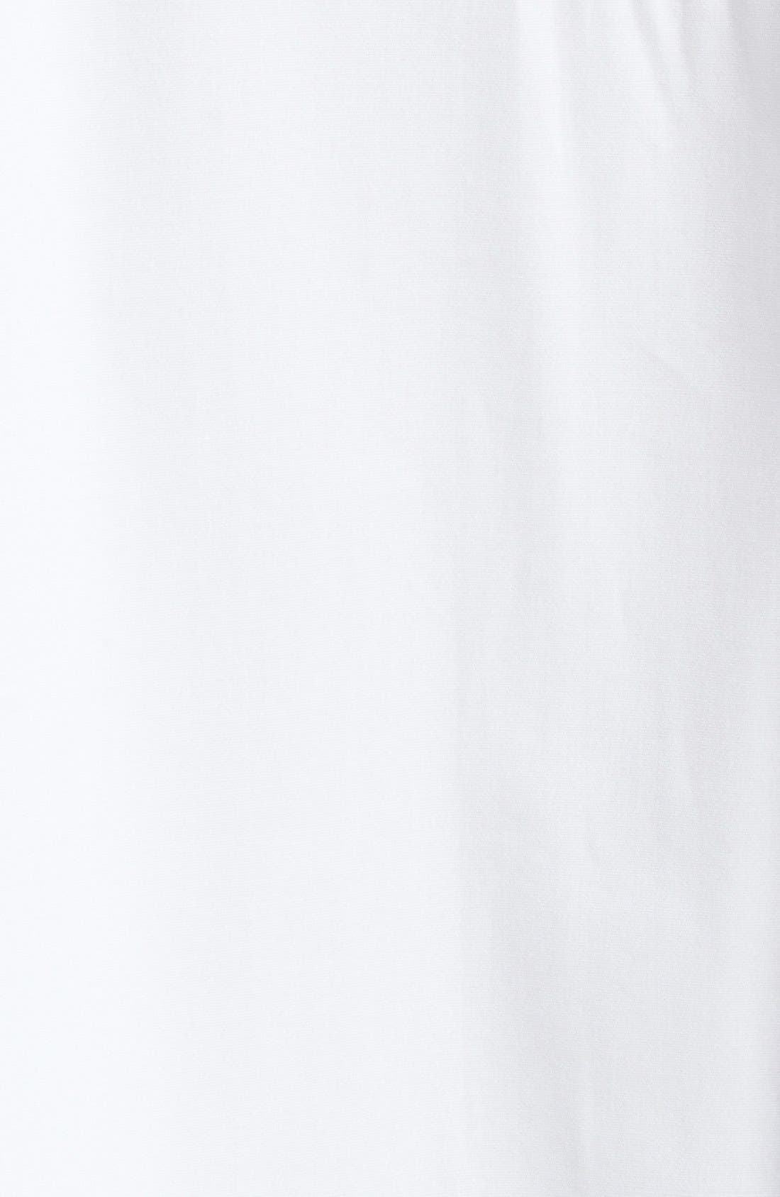 Alternate Image 4  - eskandar Bib Front Poplin Shirt