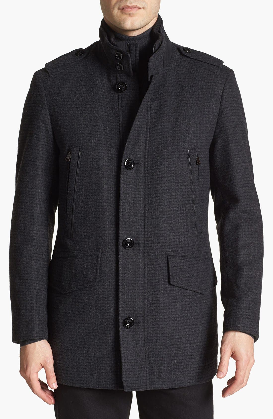 Alternate Image 1 Selected - BOSS HUGO BOSS 'Cossam' Jacket