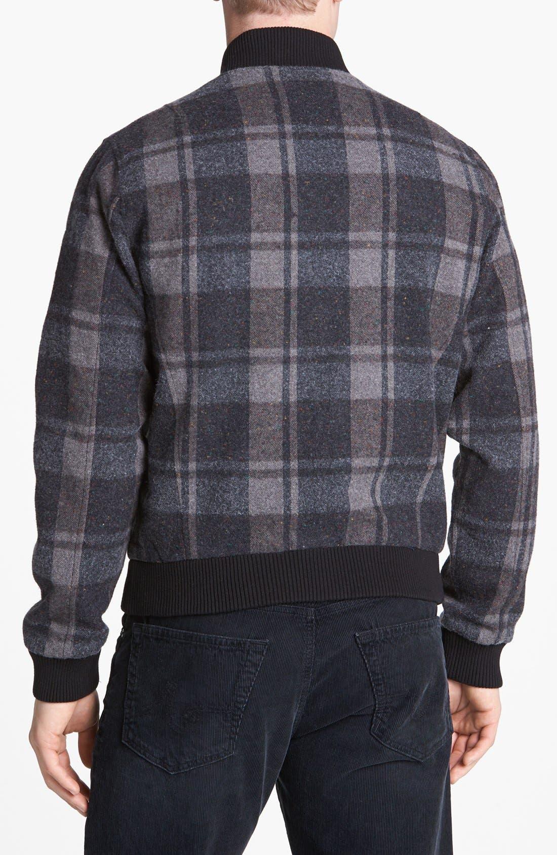 Alternate Image 2  - AG Plaid Jacket