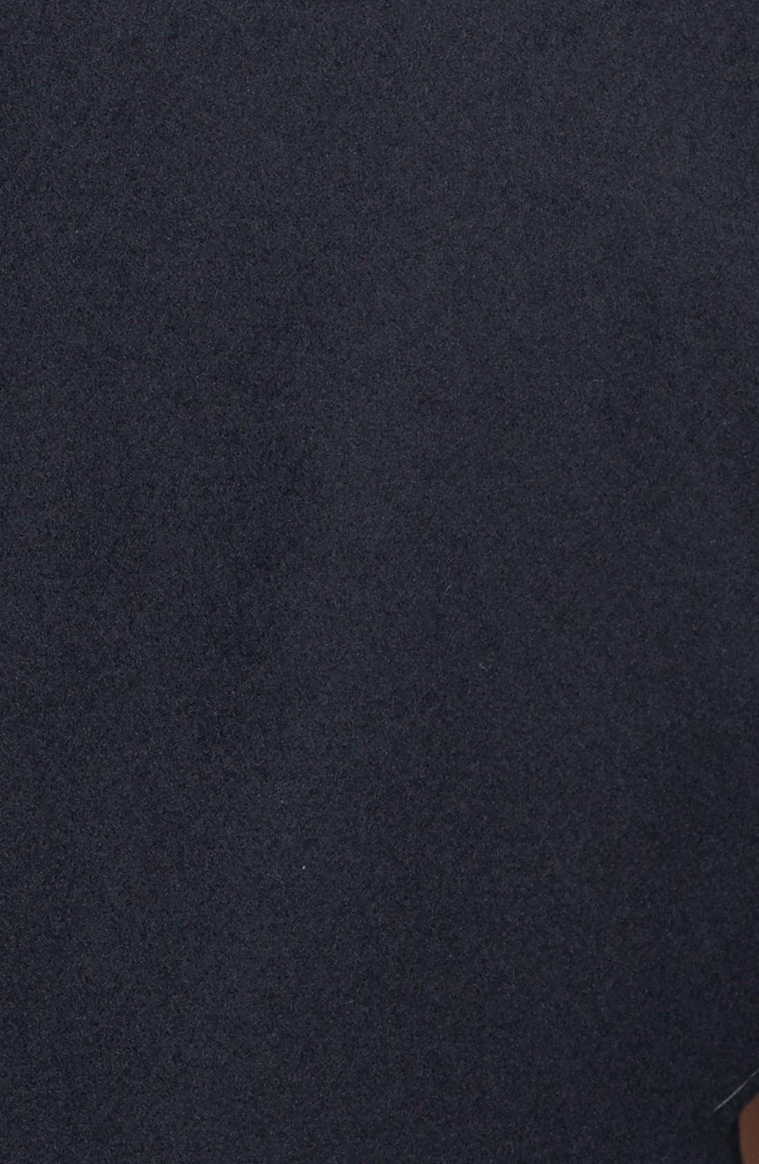 Alternate Image 3  - Trina Turk 'Stella' Oversized Collar Coat