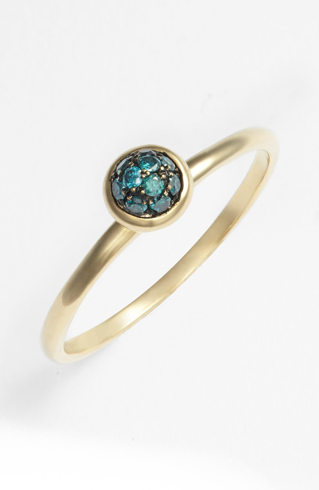 Main Image - Syna 'Baubles' Blue Diamond Ring