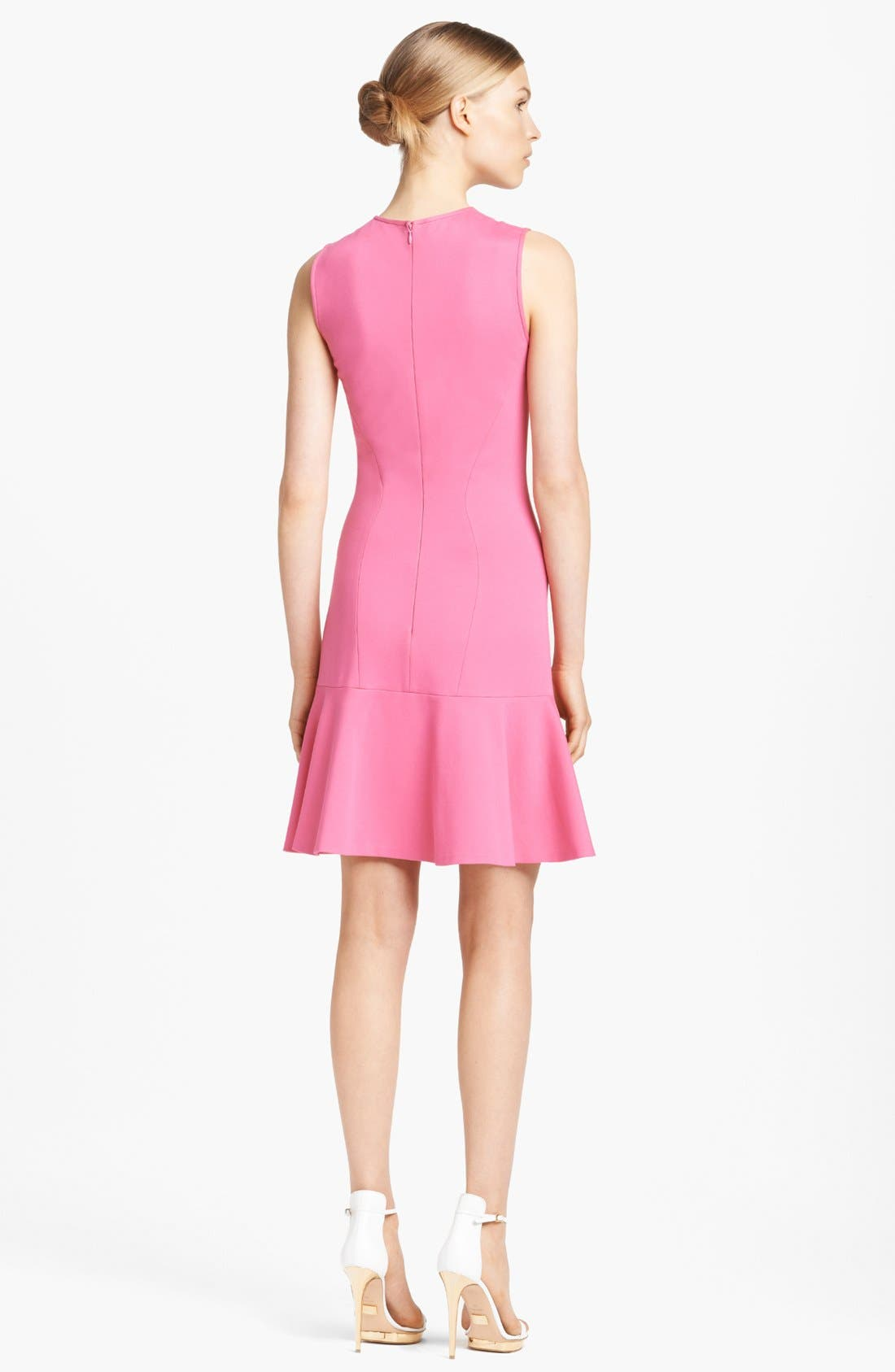 Alternate Image 2  - Michael Kors Ponte Jersey Dress