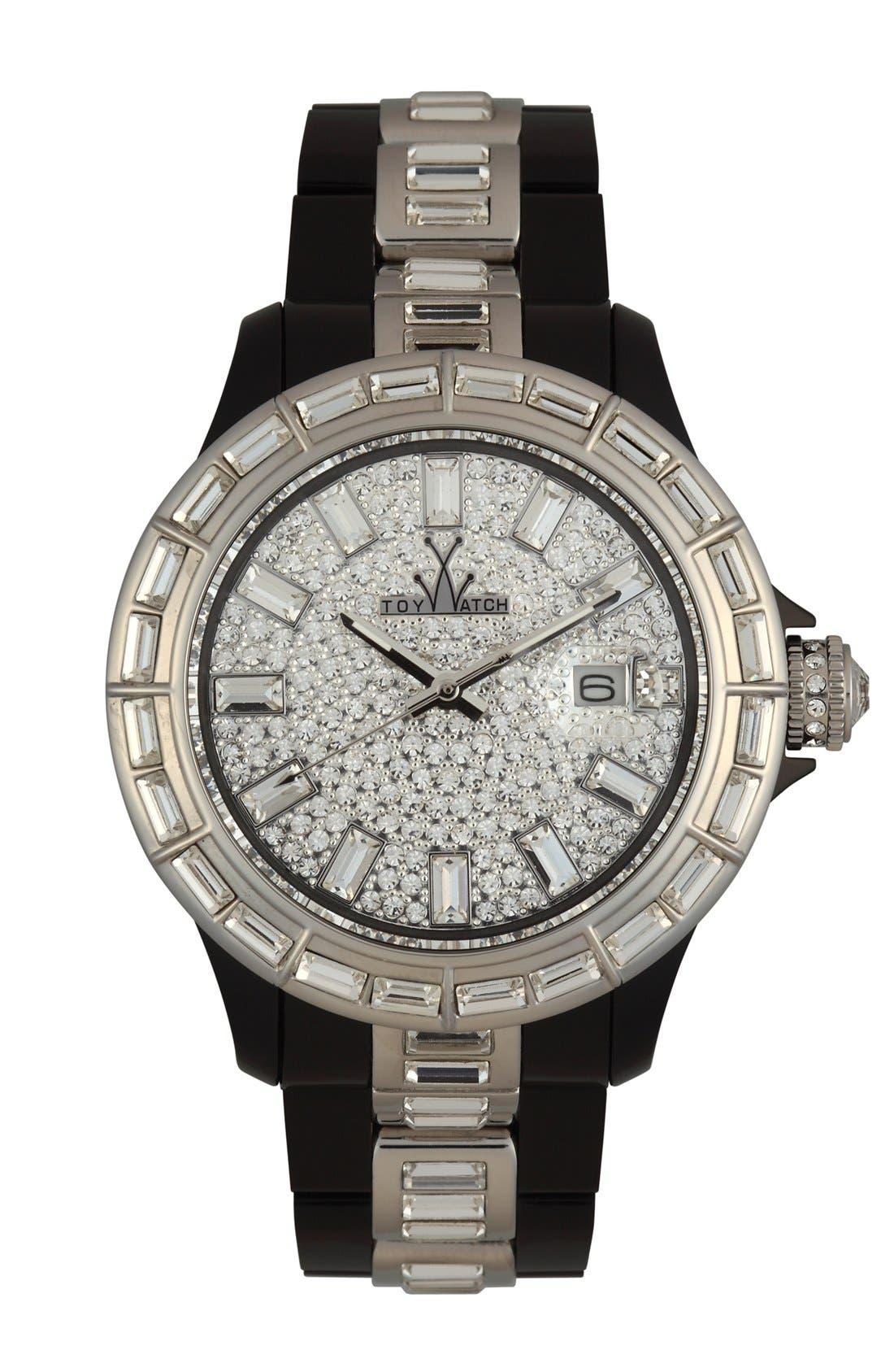 Main Image - TOYWATCH 'Gems' Bracelet Watch, 41mm