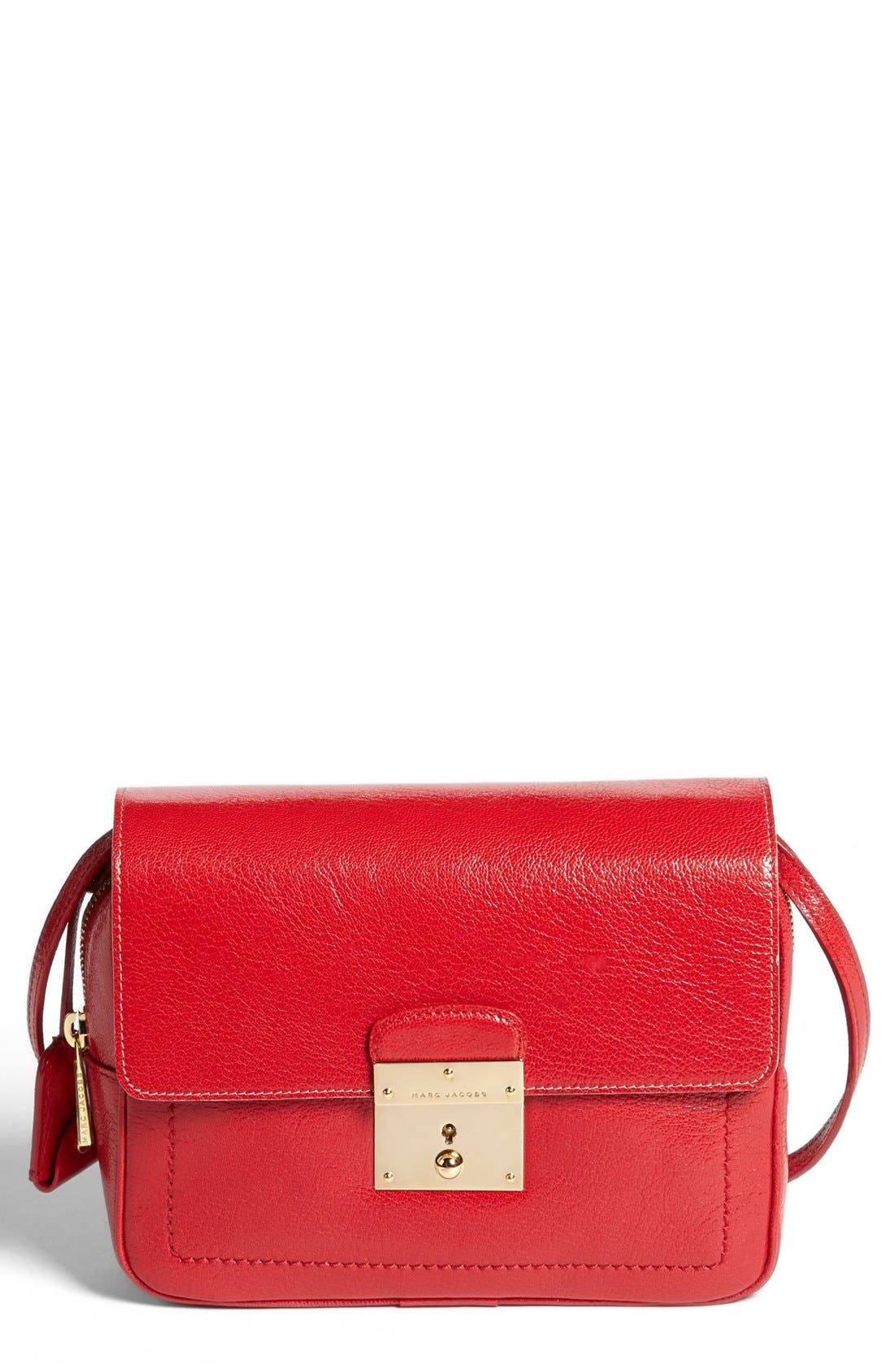 Main Image - MARC JACOBS '1984' Leather Camera Bag