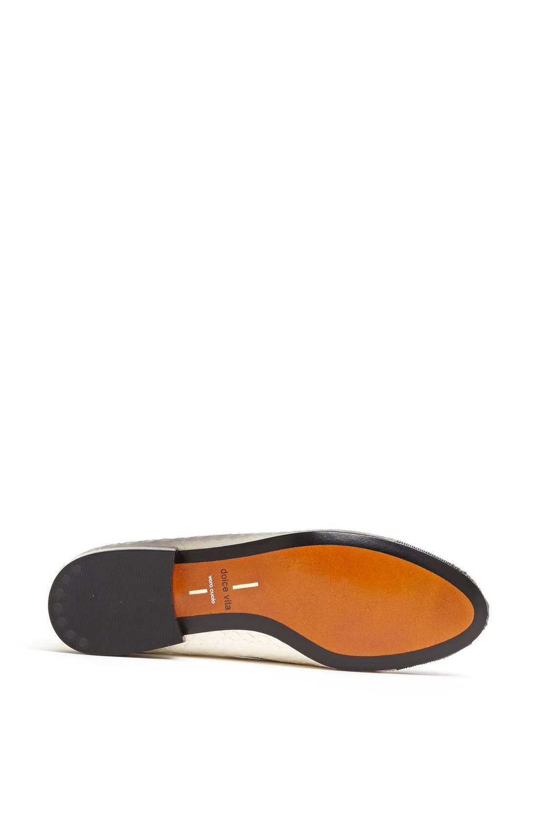Alternate Image 4  - Dolce Vita Loafer Flat