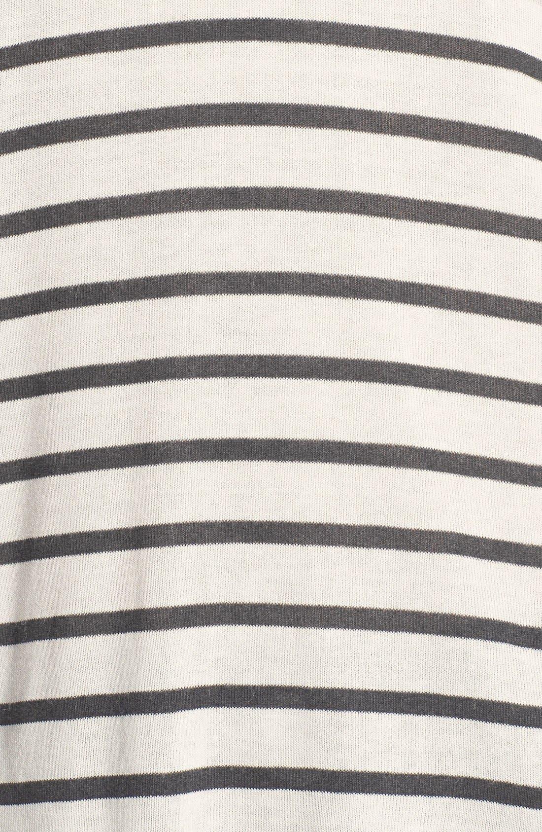 Alternate Image 3  - Splendid Stripe Scoop Neck Top