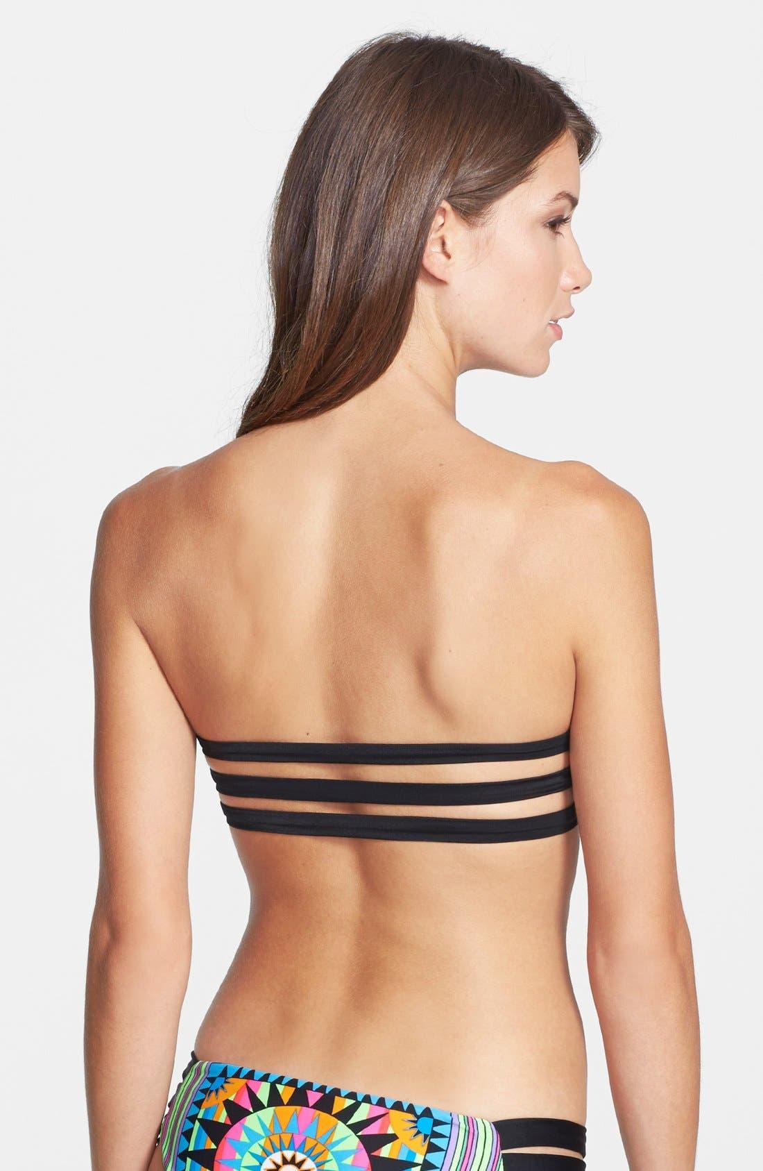 Alternate Image 2  - Mara Hoffman 'Shakti' Strappy Bandeau Bikini Top