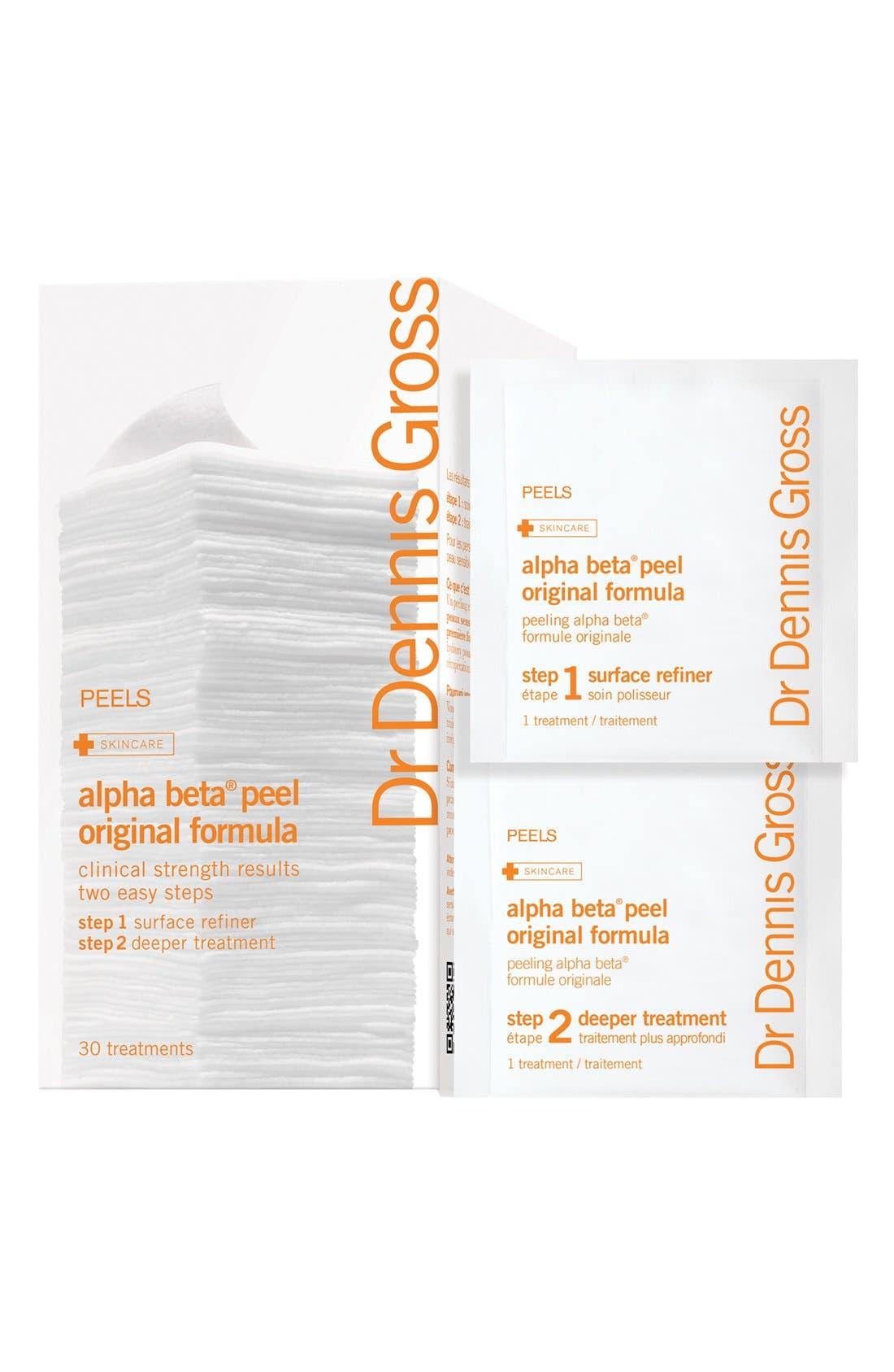 Dr. Dennis Gross Skincare Alpha Beta® Daily Face Peel Travel Packs - 30 Applications