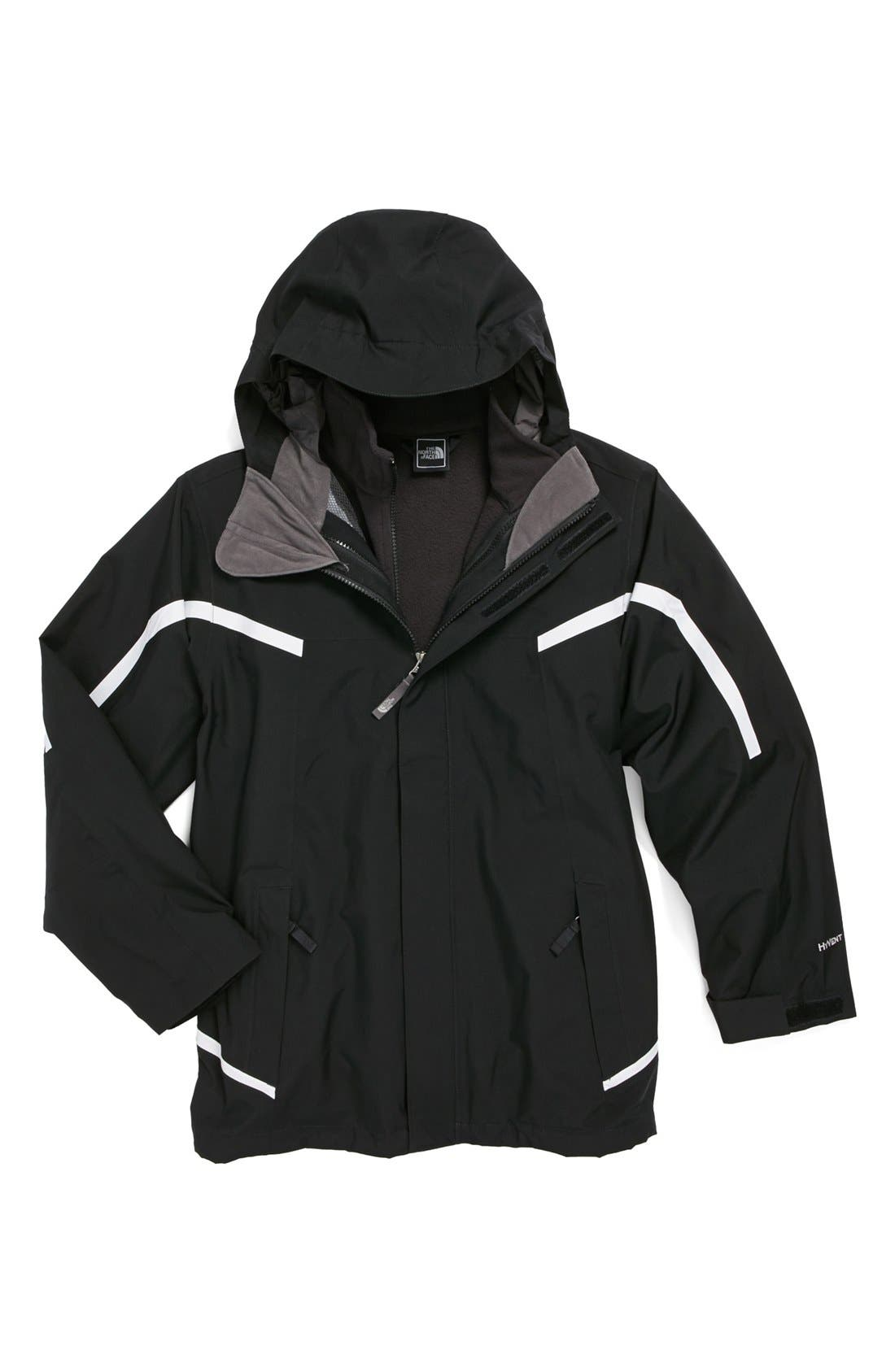 Main Image - The North Face 'Nimbostratus - TriClimate®' Jacket (Toddler Boys, Little Boys & Big Boys)