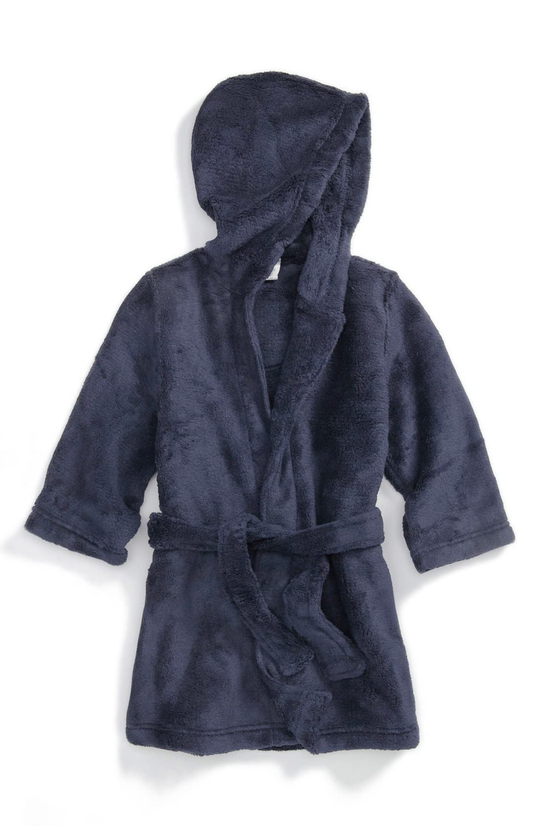 Alternate Image 1 Selected - Tucker + Tate Terry Hooded Robe (Toddler)