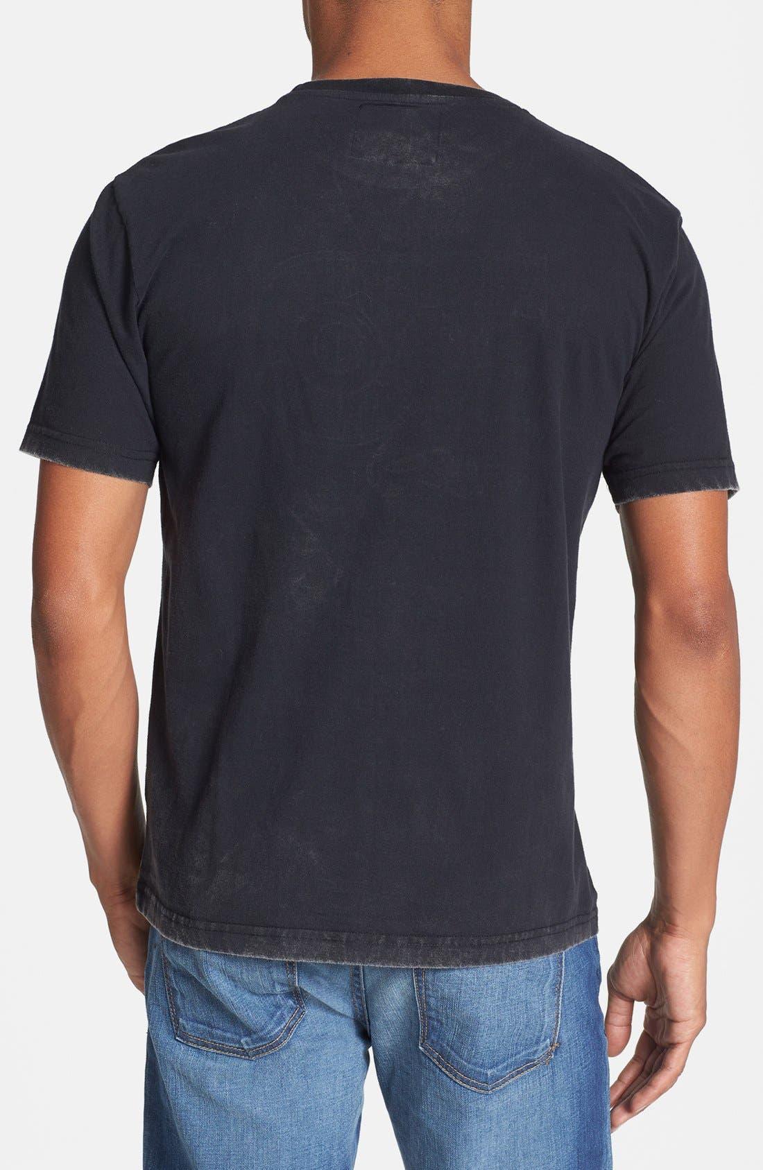 Alternate Image 2  - Red Jacket 'Deadringer - Philadelphia Flyers' T-Shirt