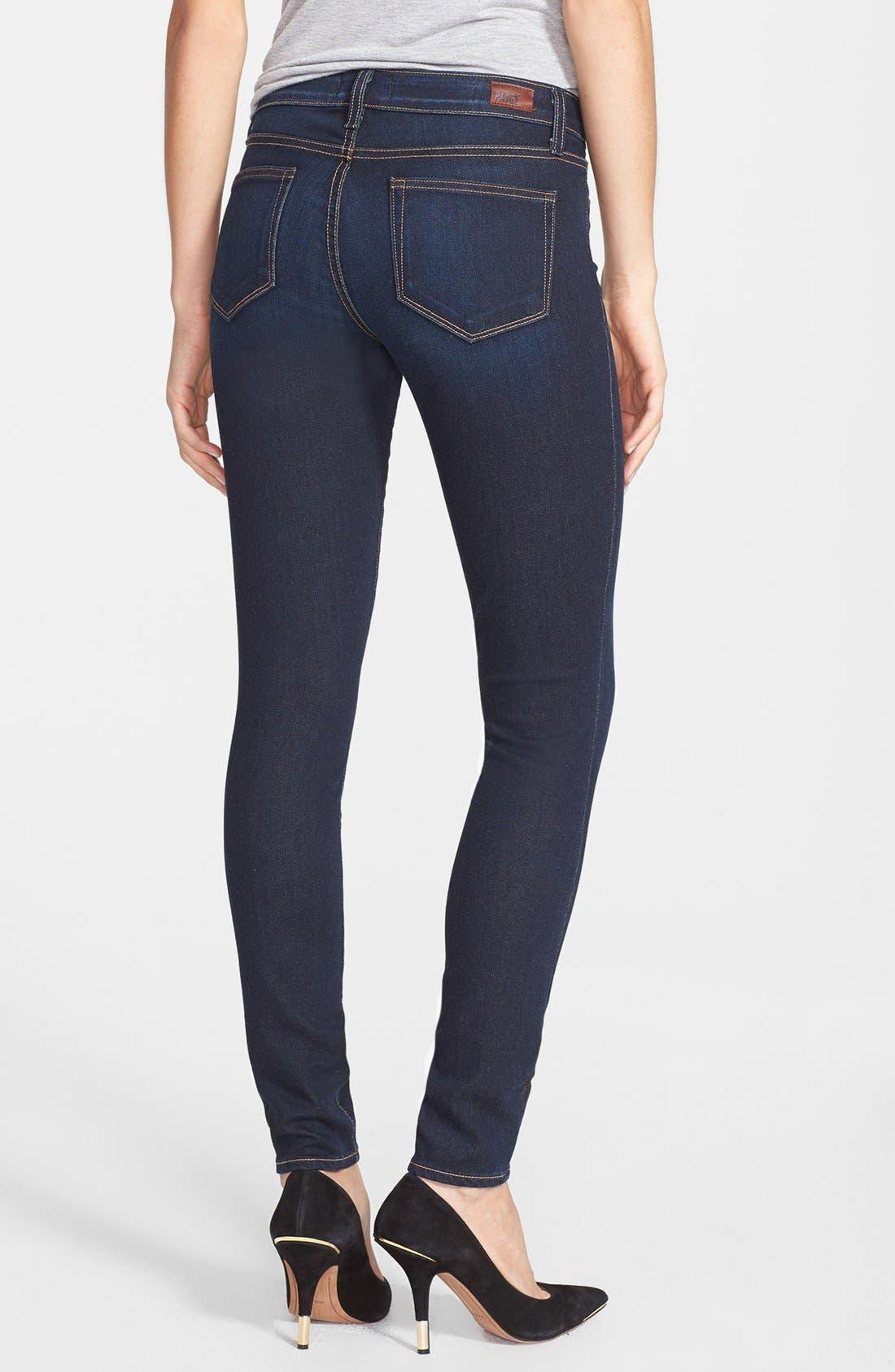 Alternate Image 2  - Paige Denim 'Verdugo' Ultra Skinny Jeans (Surface)