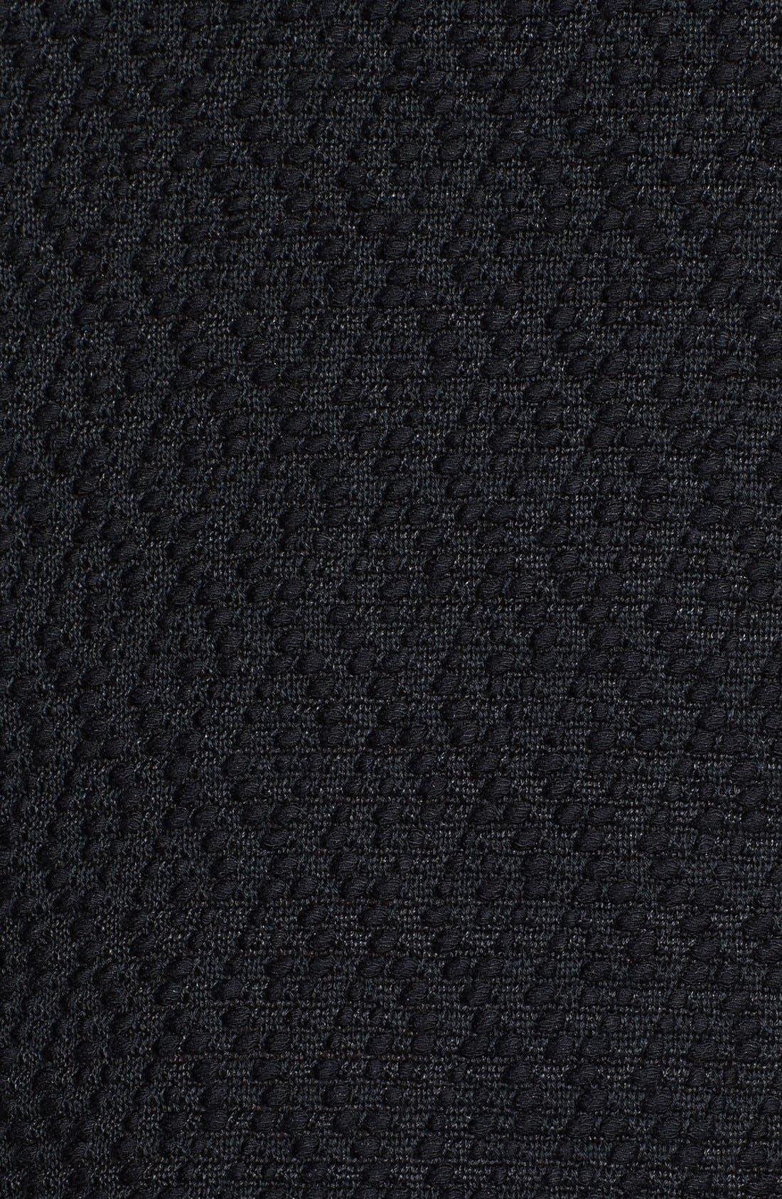 Alternate Image 3  - St. John Collection Diamond Dash Knit Skirt