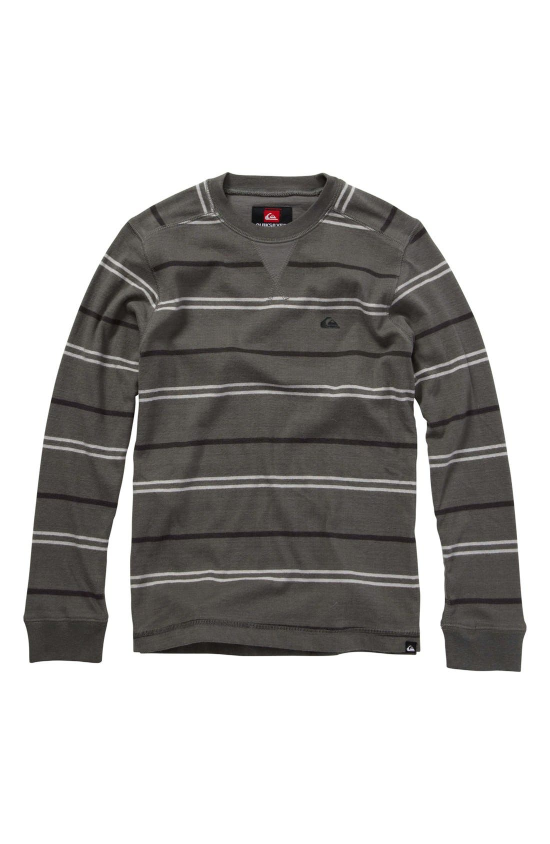 Alternate Image 1 Selected - Quiksilver 'Snit' Sweater (Big Boys)