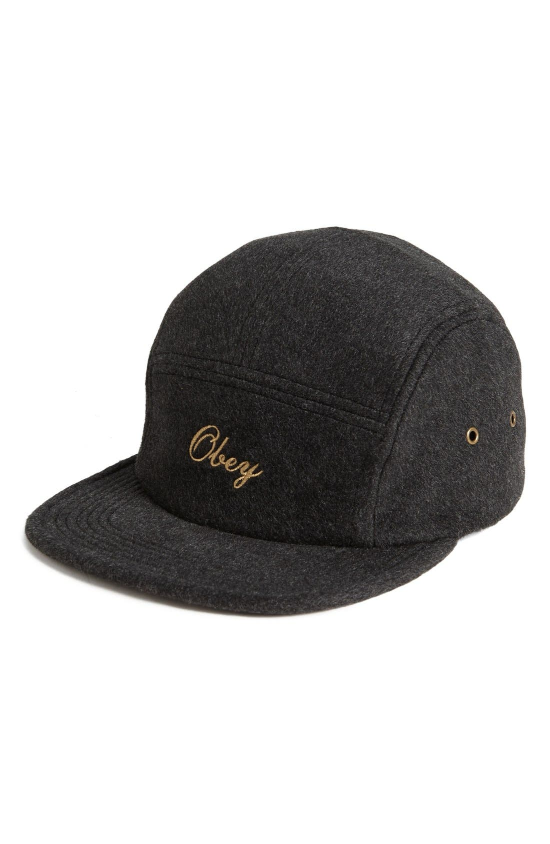 Alternate Image 1 Selected - Obey 'Outdoor' Five Panel Cap