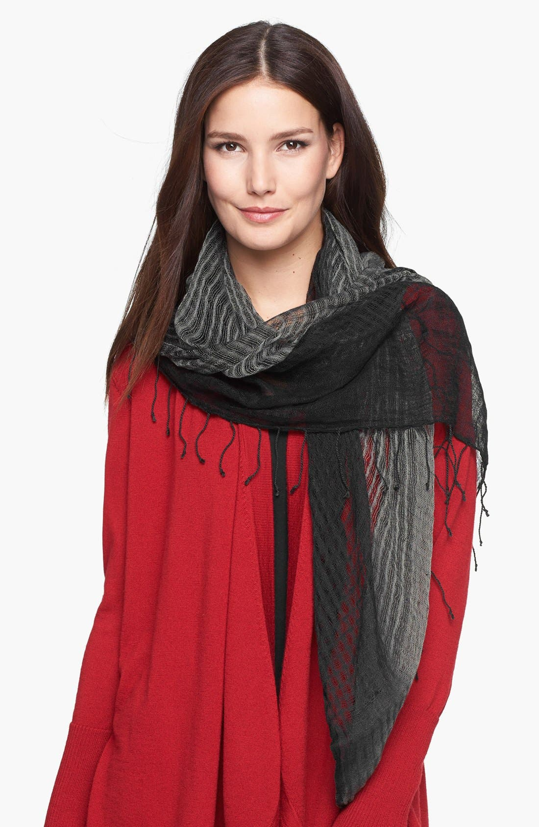 Alternate Image 1 Selected - Eileen Fisher Scarf