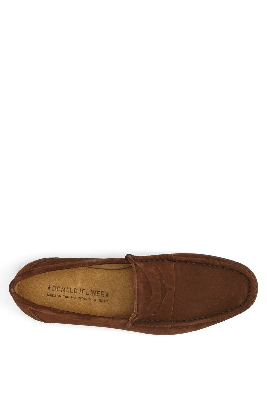 Alternate Image 3  - Donald J Pliner 'Naper' Penny Loafer