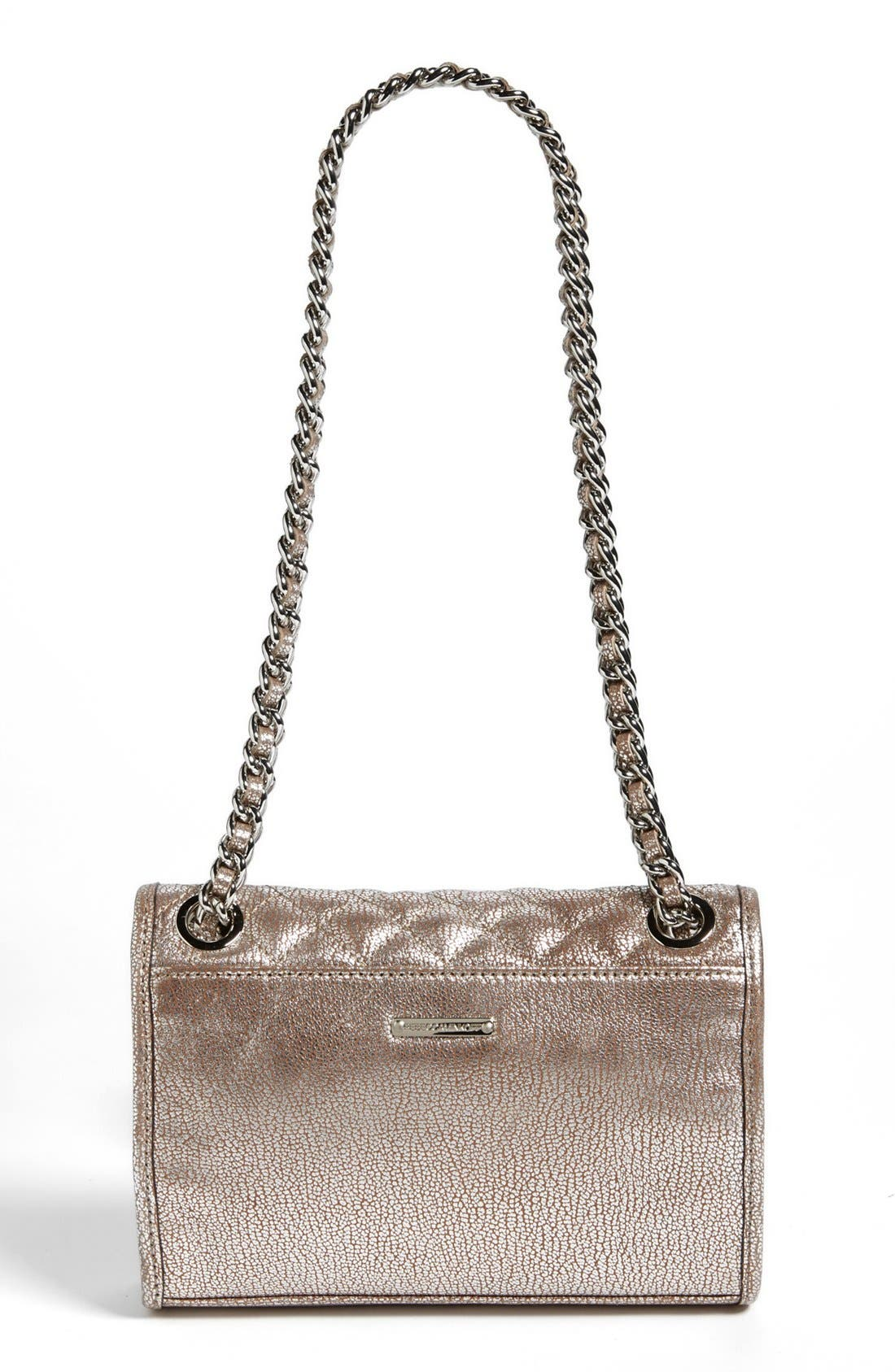 Alternate Image 3  - Rebecca Minkoff 'Affair - Mini' Quilted Convertible Crossbody Bag