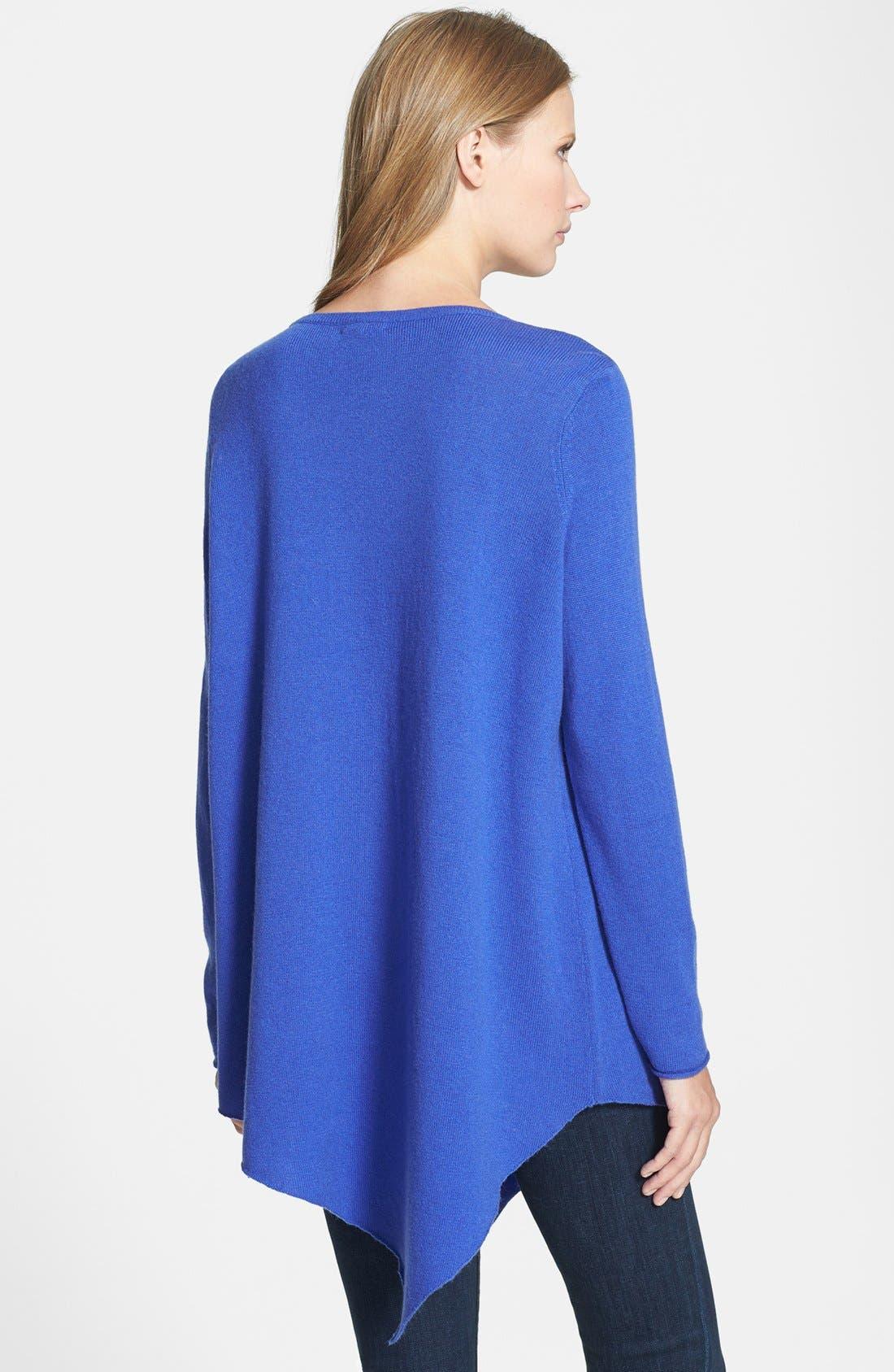 Alternate Image 2  - Joie 'Tambrel' Asymmetrical Sweater Tunic
