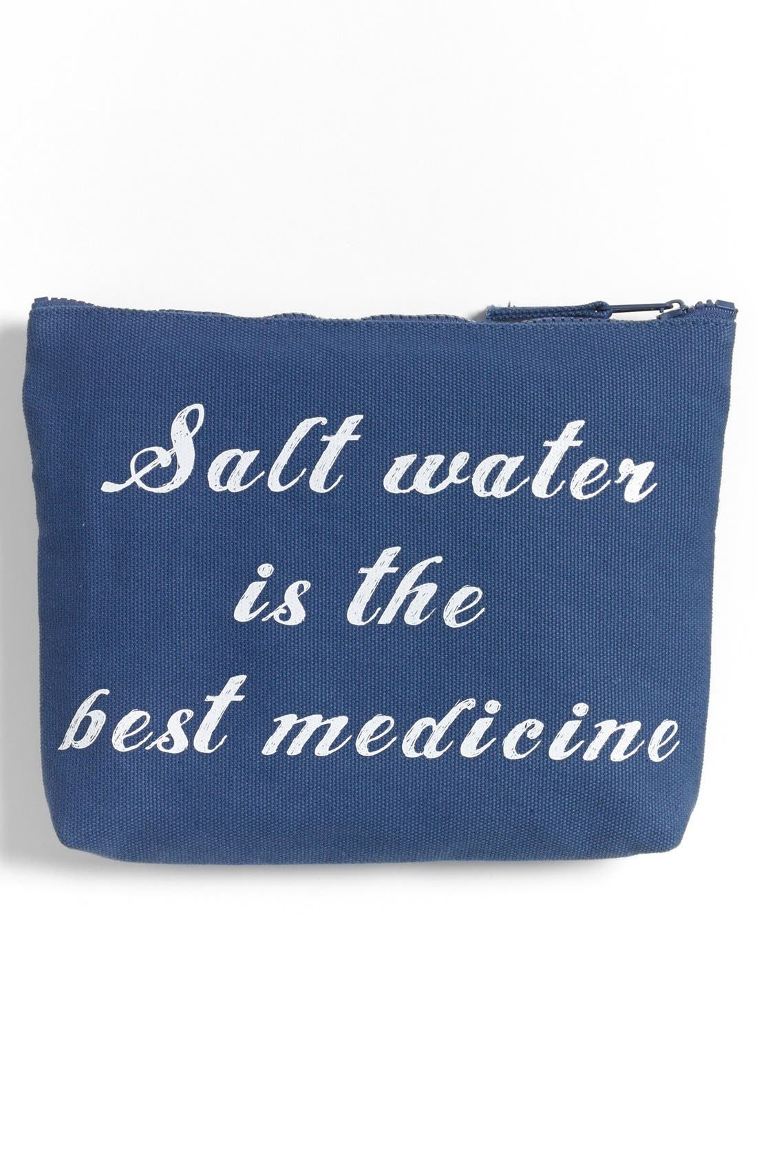 Alternate Image 2  - Wildfox 'Salt Water' Cover-Up & Bikini Bag