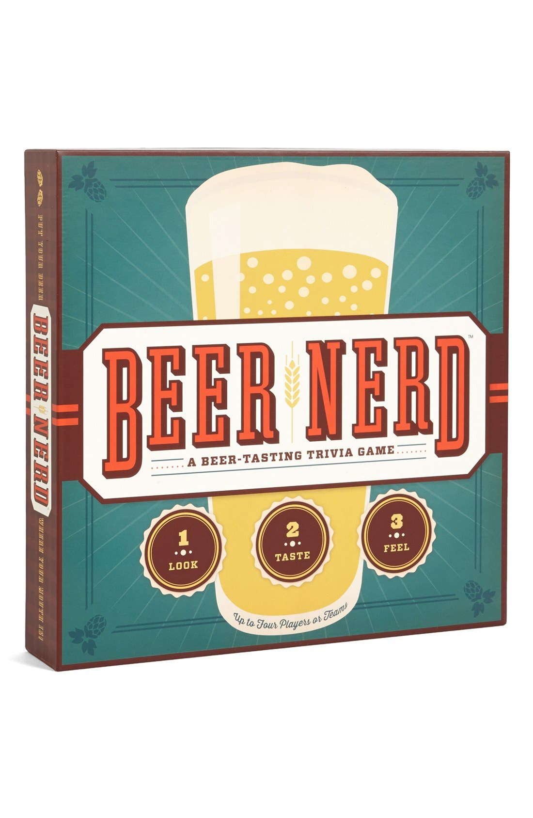 Alternate Image 1 Selected - 'Beer Nerd' Trivia Game
