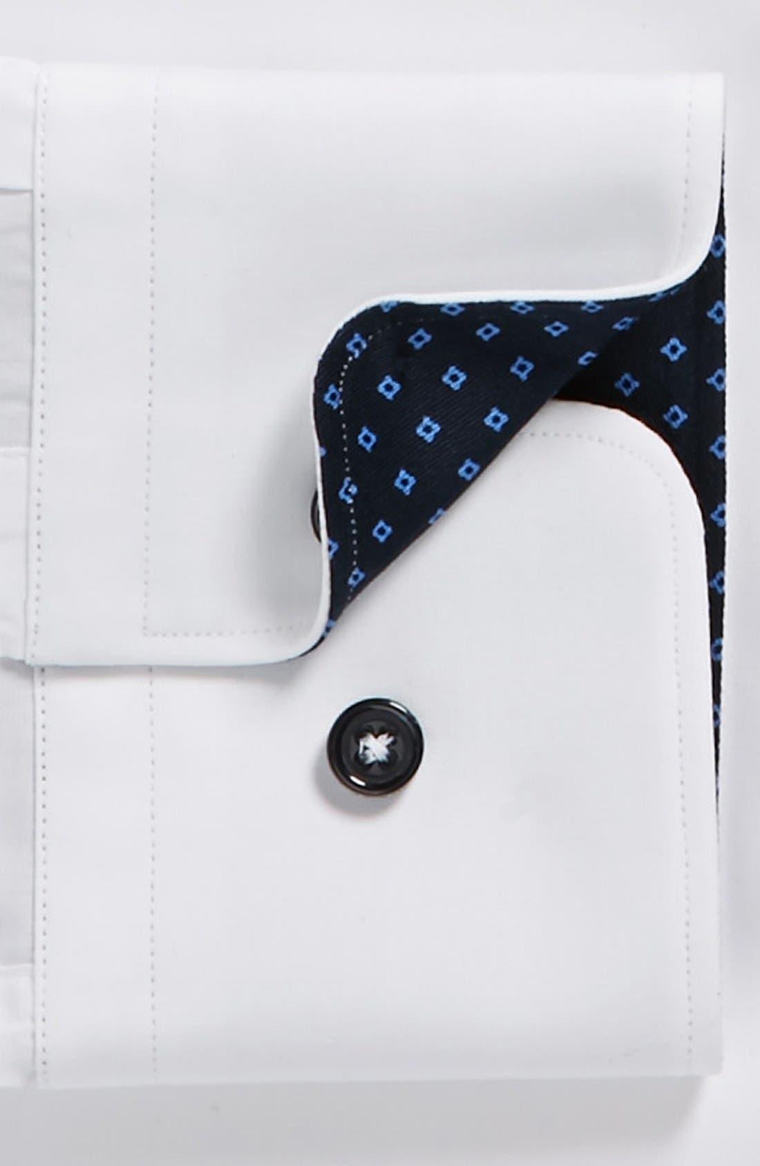 Alternate Image 2  - BOSS HUGO BOSS 'Juri' Slim Fit Dress Shirt