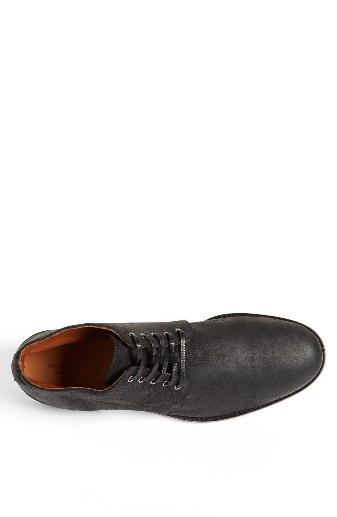 Alternate Image 3  - rag & bone 'Archer' Plain Toe Suede Boot