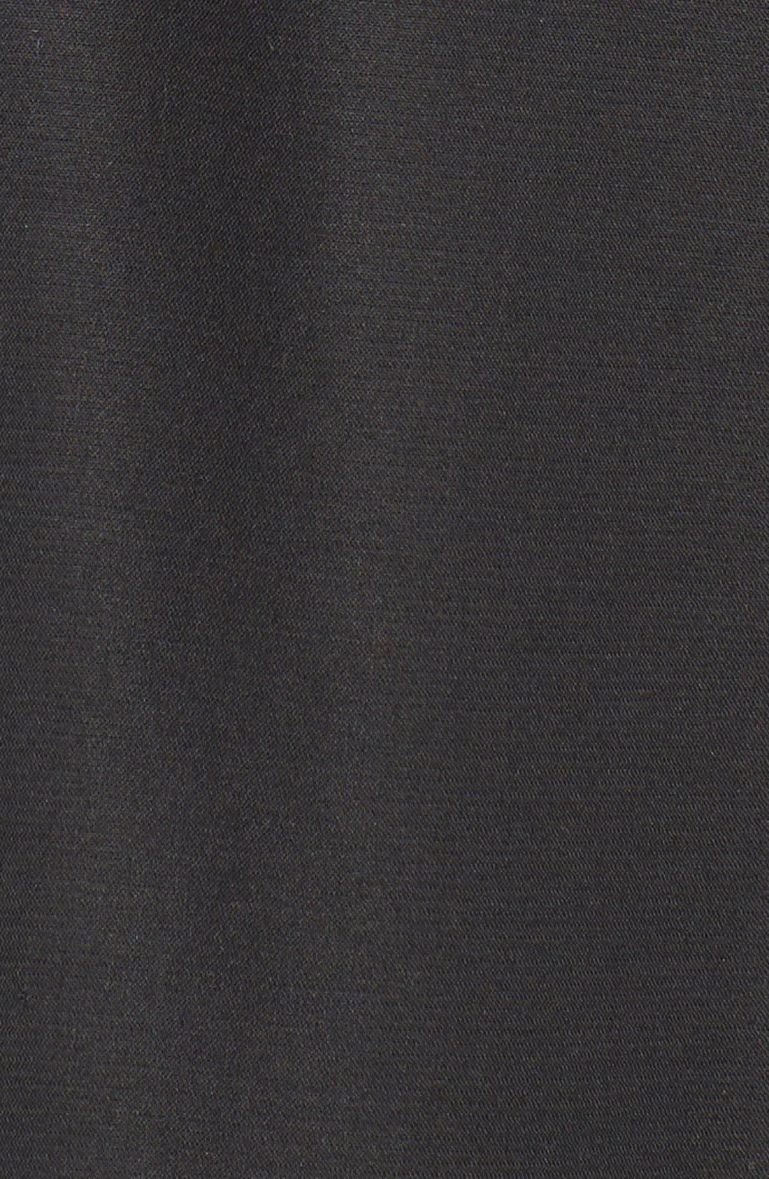 Alternate Image 3  - Lafayette 148 New York 'Lara' Stretch Cotton Peplum Jacket