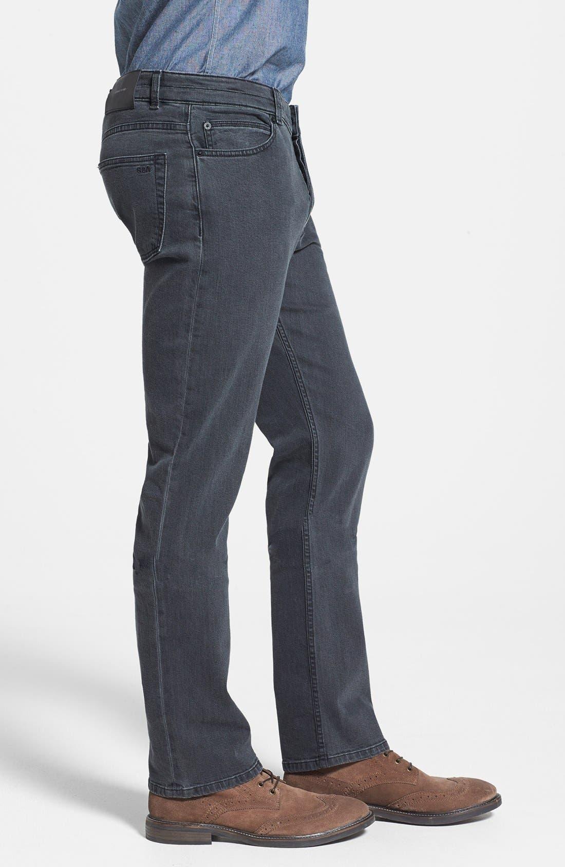 Alternate Image 3  - Surface to Air Five Pocket Slim Fit Pants