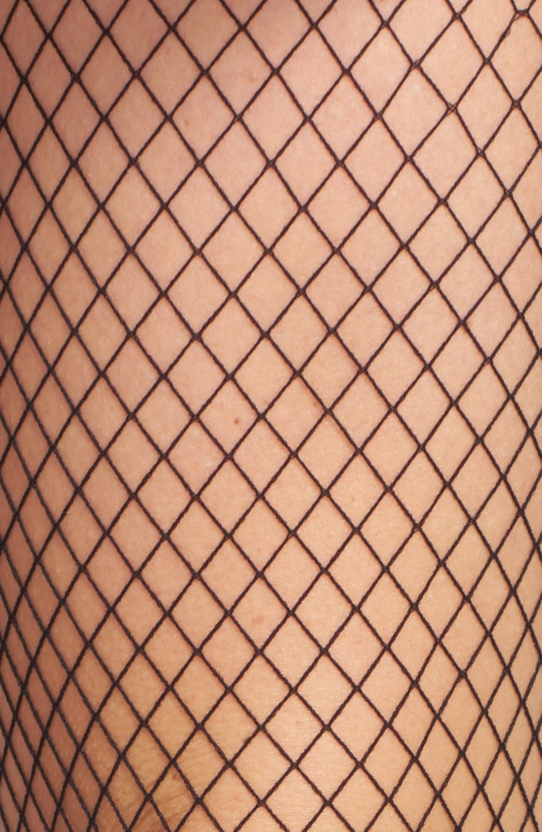 Alternate Image 3  - DKNY Fishnet Tights
