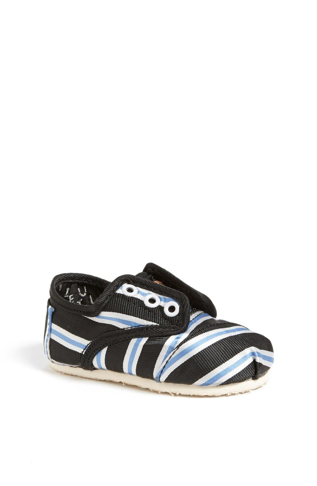 Main Image - TOMS 'Tabitha Simmons Cordones - Tiny' Slip-On (Baby, Walker & Toddler)