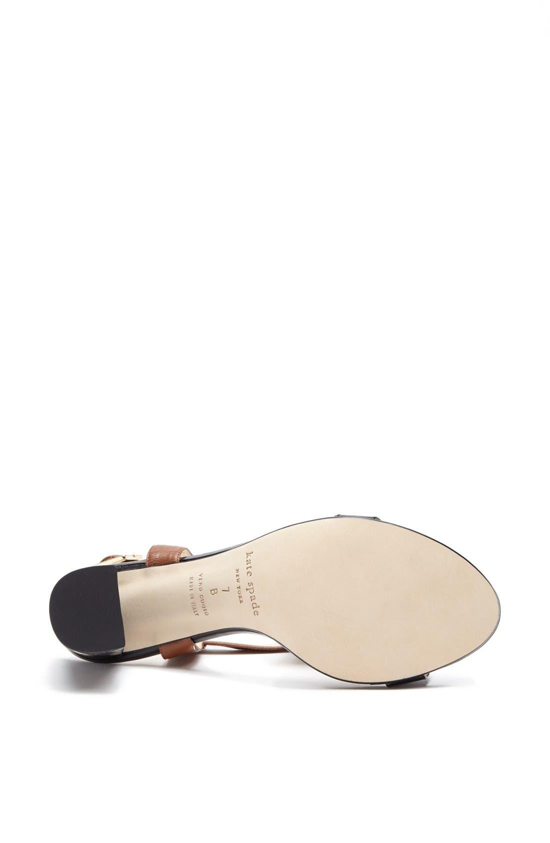 Alternate Image 4  - kate spade new york 'aisha' sandal