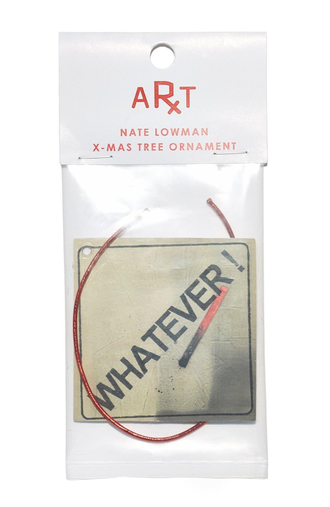 Alternate Image 2  - RxArt 'Warning Sign' Ornament